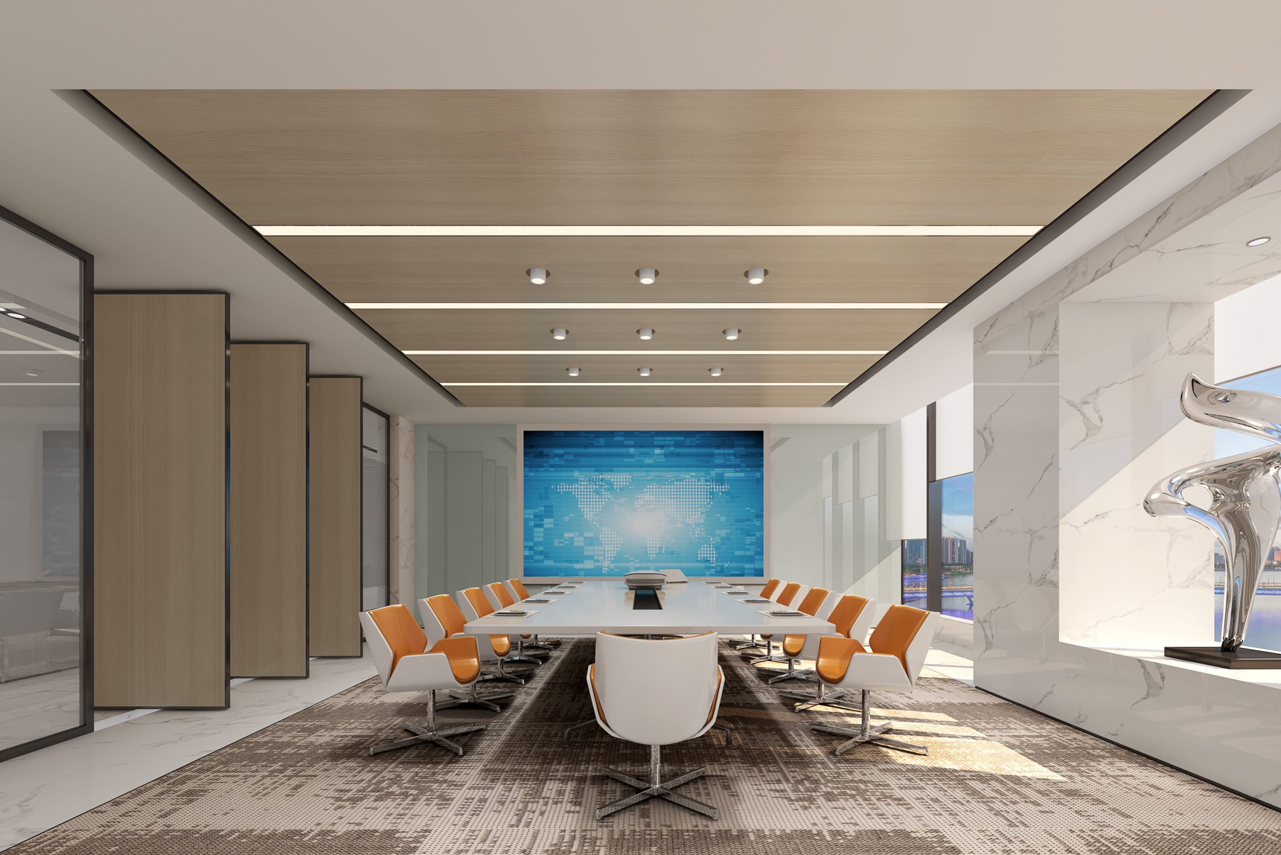 Conference room renderings: What you don't know is wasting your fortune!
