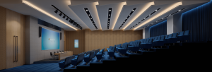 buy 3d renderings for lecture hall renderings