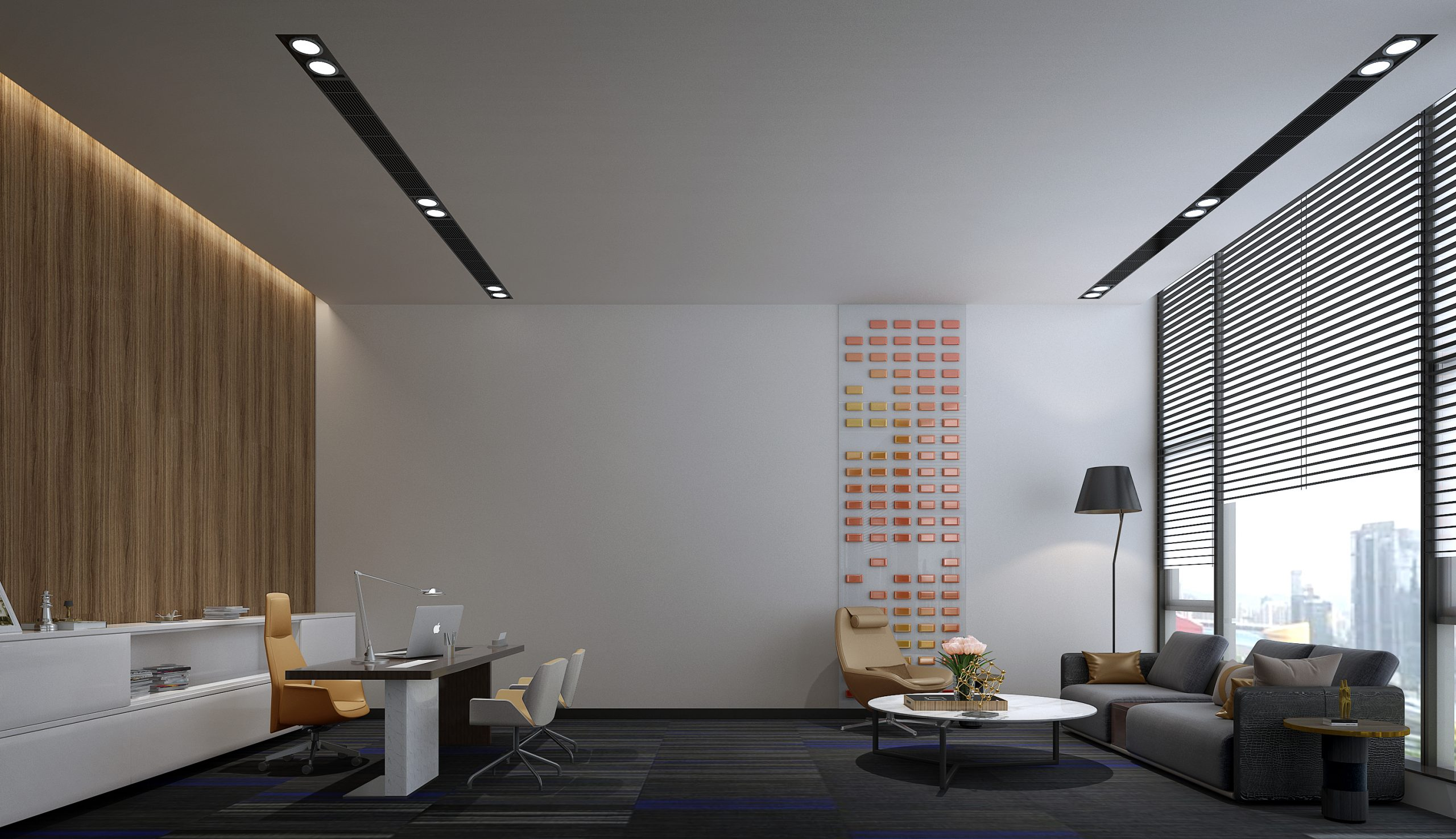 Why do you need to understand the manager's office renderings?