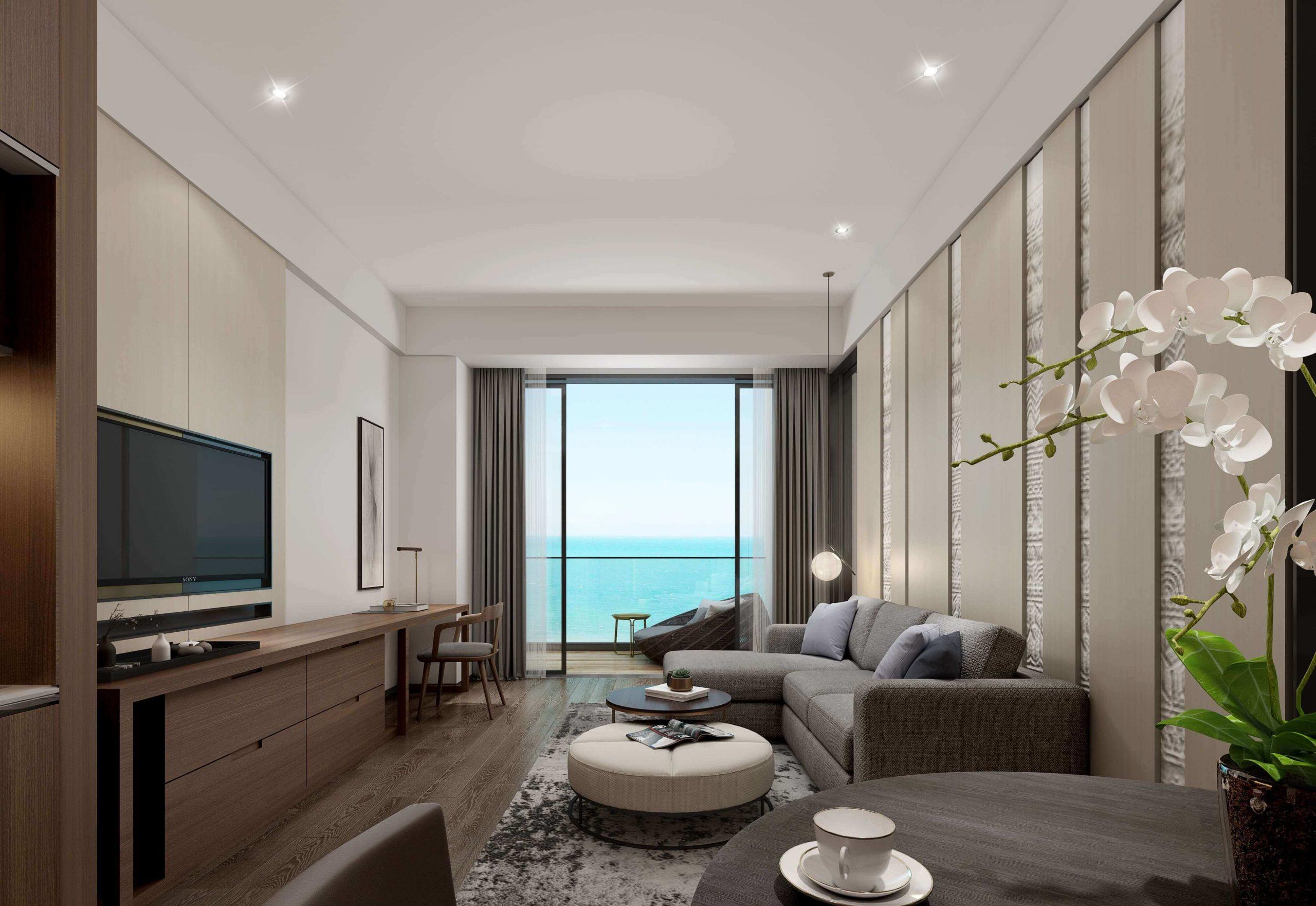 buy 3d interior renderings for Scandinavian style living room