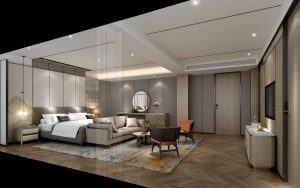 buy 3d interior renderings for bedroom design