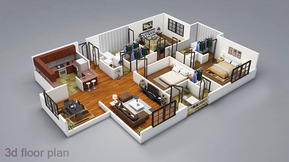 The Principles Of 3d Floor Plans Version You Will Have The Ability To Benefit From Beginning Right Away