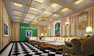 buy Clubhouse private room decoration