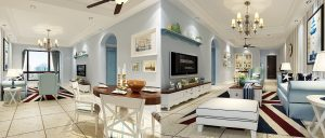 buy 3d interior renderings for image Mediterranean house