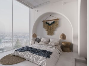 Nordic bedroom designs