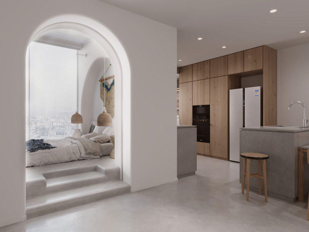 Nordic bedroom designs
