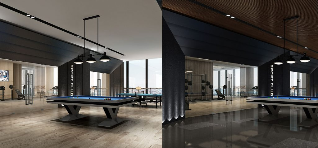 buy best 3D billiard room