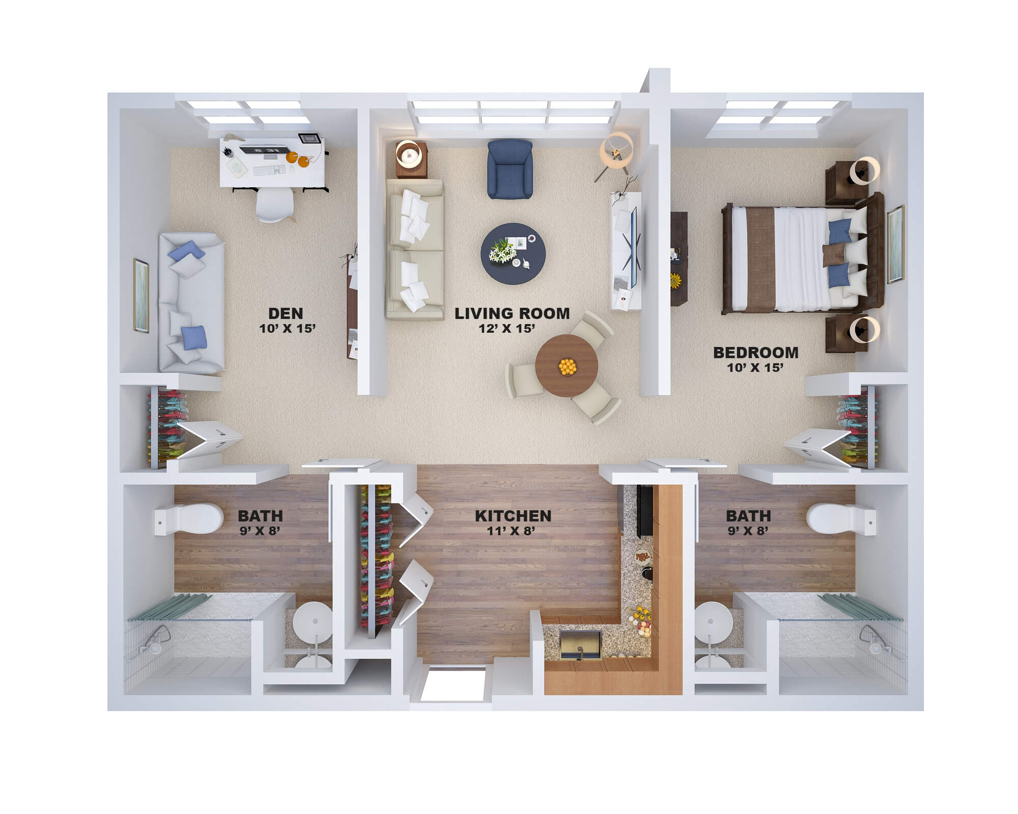 Why buy a 3d floor plan model online