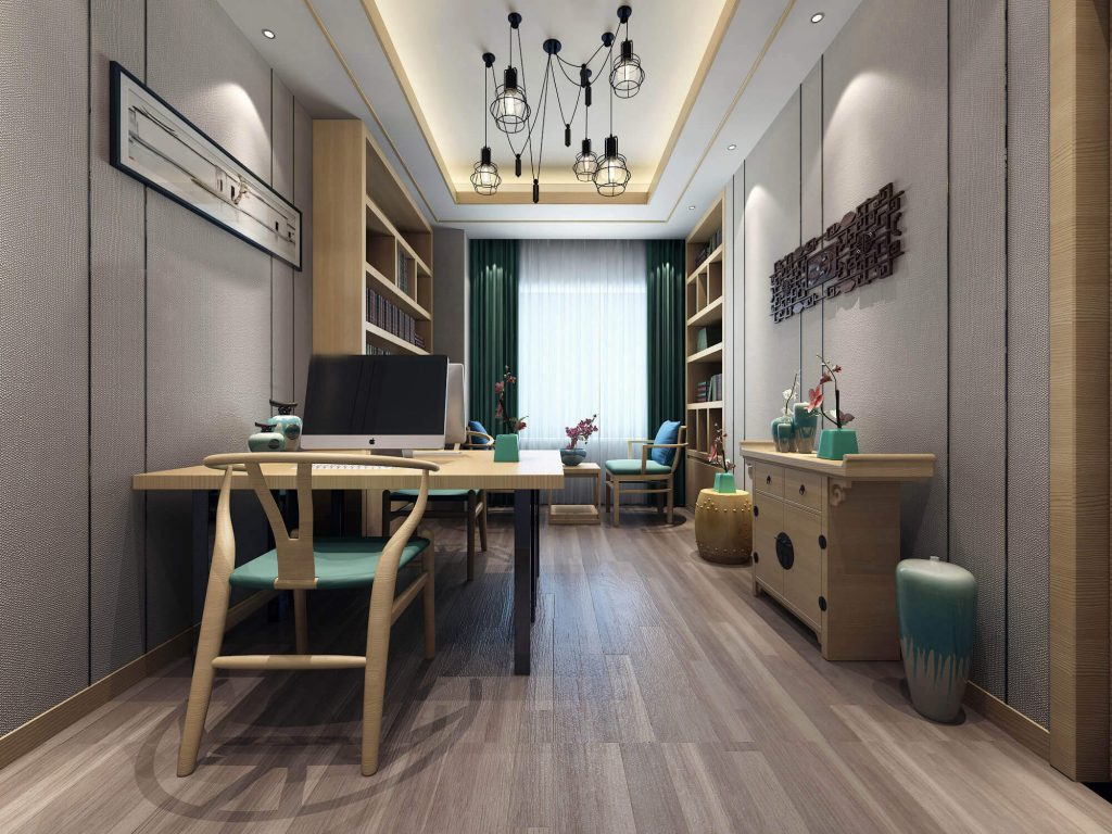 buy 3d interior renderings for home office decor ideas