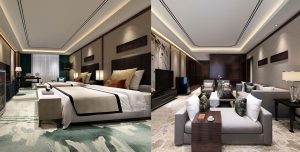 hotel room design near your