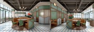 buy 3d interior renderings for restaurant