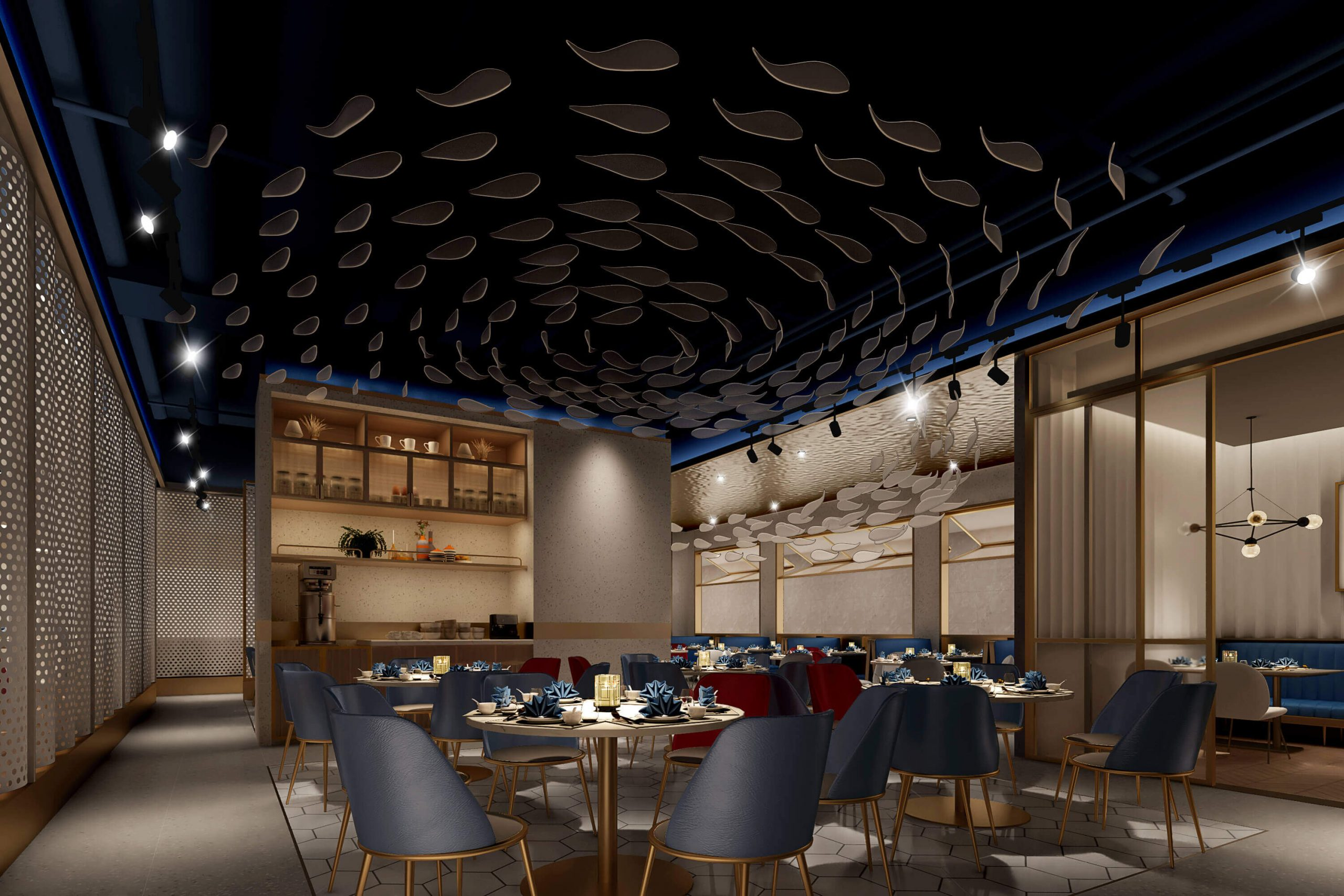 Five things you need to know about theme restaurant design