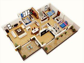Where is the best 3D floor plan rendering in 2020?
