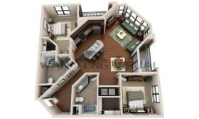 3D rendering company India