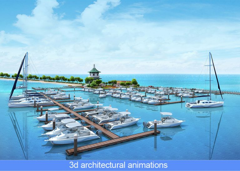 3d architectural animations