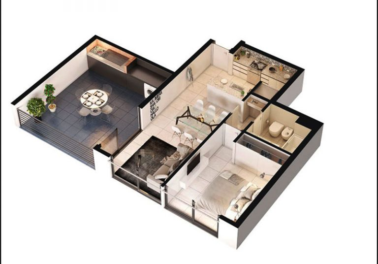 create 3D floor plans online