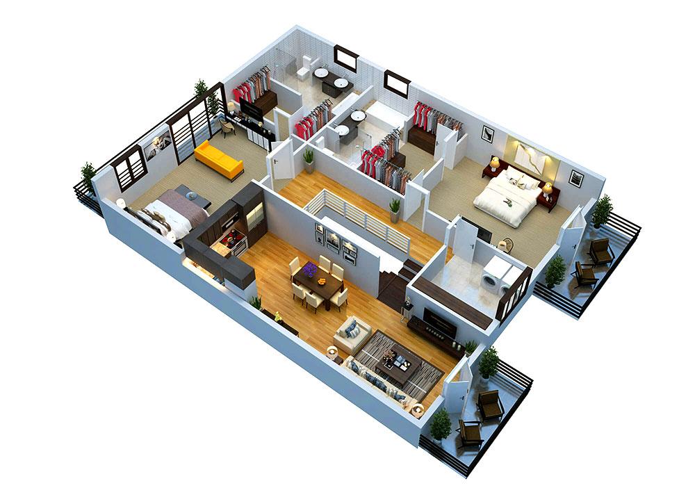 interior design floor plans
