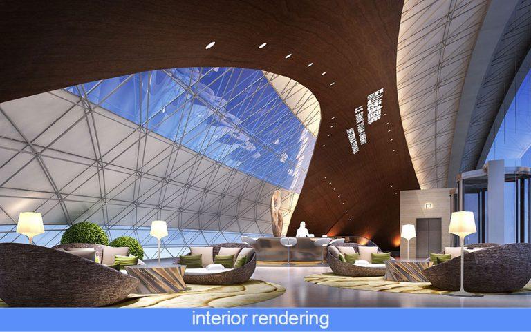 interior design render