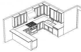 How to improve my residential drafting with a simple design