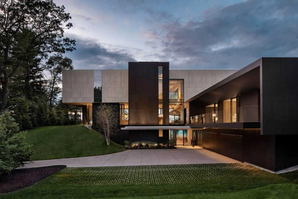 interior villa rendering service