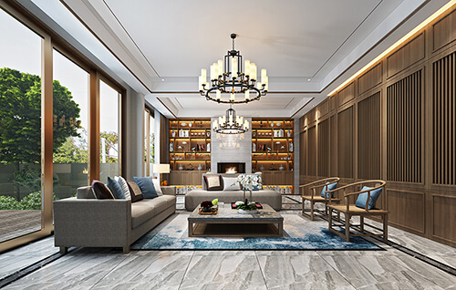 The best interior design rendering for your house