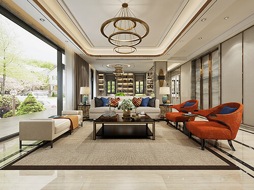 Never tire of seeing, stunning interior design renderings