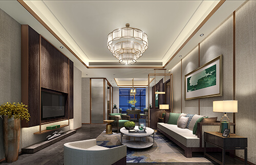 Elegant interior design renderings change your house!