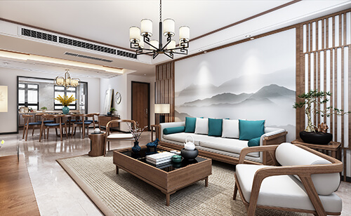 Interior design renderings, every step of life is artistic!