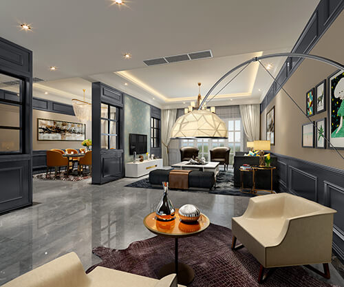 How to find a good 3D interior rendering company?