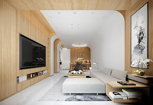 What materials is needed for interior design 3d rendering?